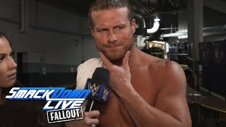 Ziggler on Roode's momentum heading into Clash of Champions: SmackDown LIVE Fallout, Dec. 12, 2