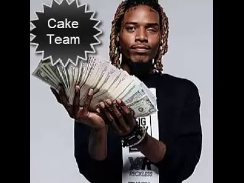 Fetty Wap- Cake Team