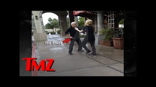 Kitchen Nightmares' Star -- Threatens to Kill Restaurant Patron ... WITH A KNIFE | TMZ