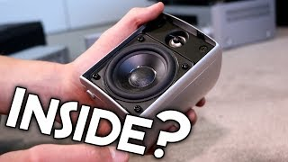 WHATS INSIDE? - FREE SPEAKERS!