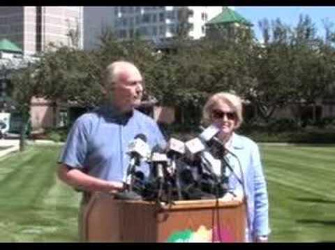 Idaho Sen. Larry Craig press conference