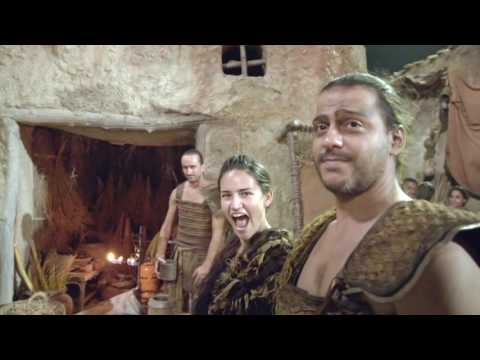 Recreating The Dothraki World - Game of Thrones Season 6 Featurette