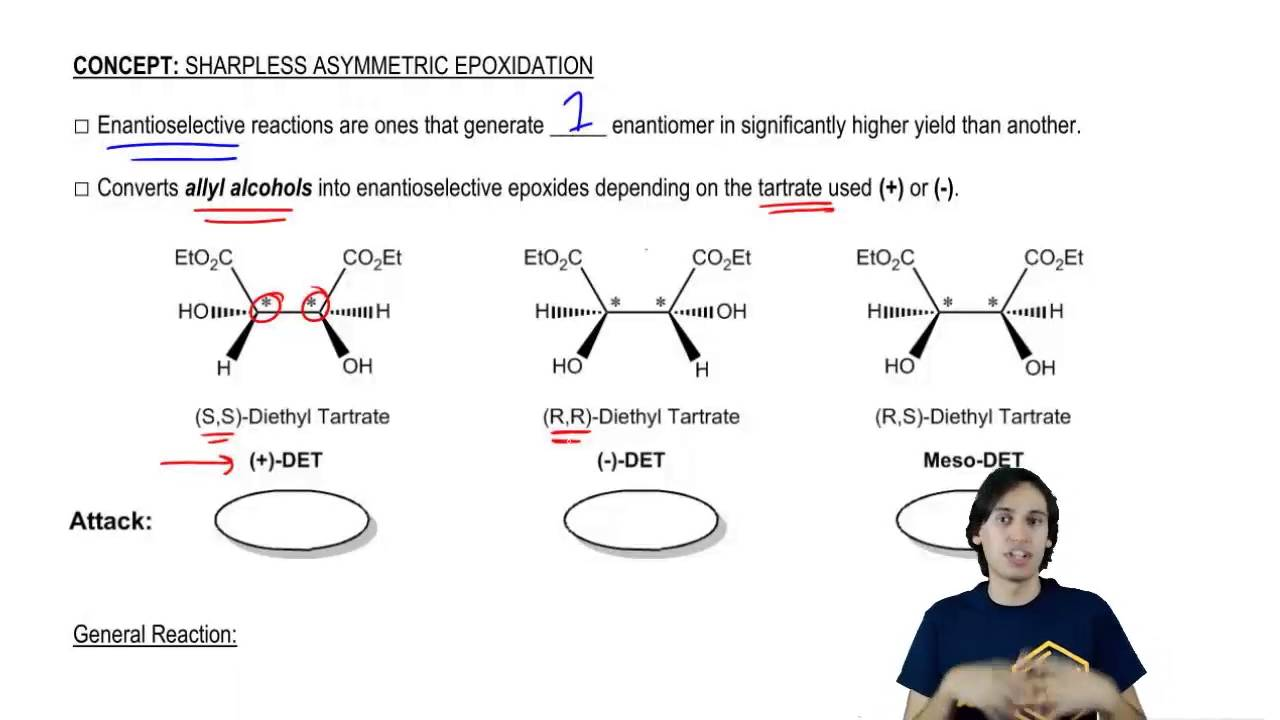 an analysis of the asymmetric epoxidation of dihydronaphthalene with a synthesized jacobsens The asymmetric synthesis of amines more than 80% of all drugs and drug candidates contain amine functionality many of these amine-containing compounds are also chiral and can be challenging to prepare the ellman lab has developed tert-butanesulfinamide 1 as a versatile and extensively used.