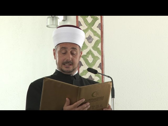 hutba džamija kakanj II 02-07 2021