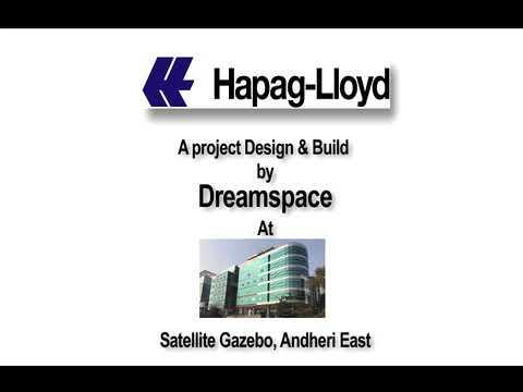 Dreamspace Hapag Lloyd Interior Project