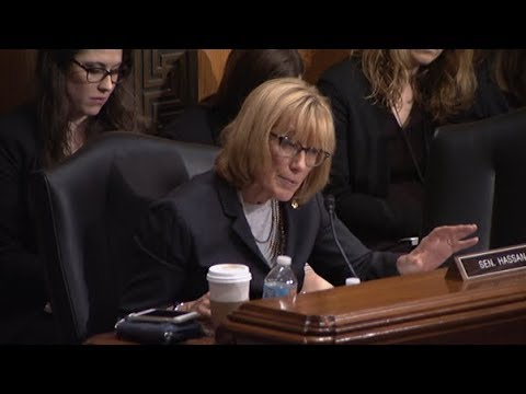 Senator Hassan Participates in HELP Committee Hearing on Federal Response to the Opioid Crisis