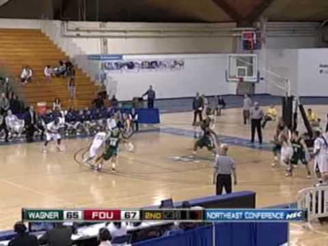 Fairleigh Dickinson-Wagner Men's Basketball Highlights (2 ...