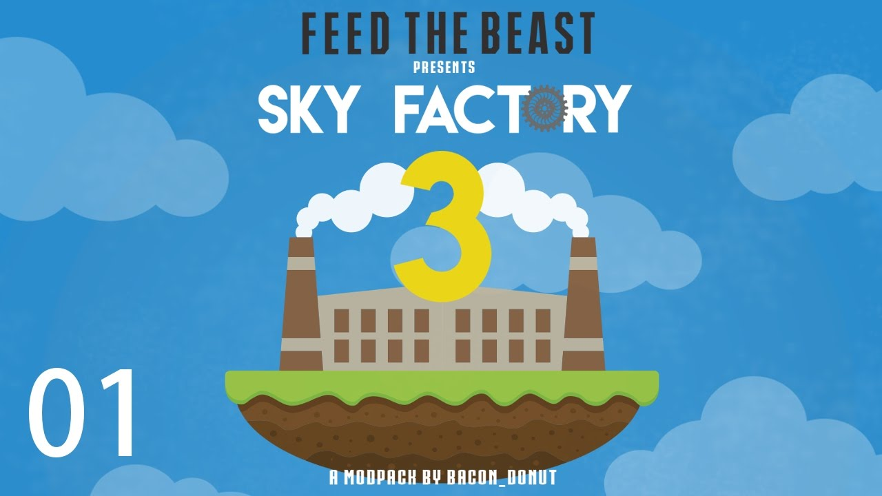 Start Your Own Minecraft Sky Factory Server