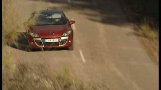 Car test RENAULT MEGANE COUPE