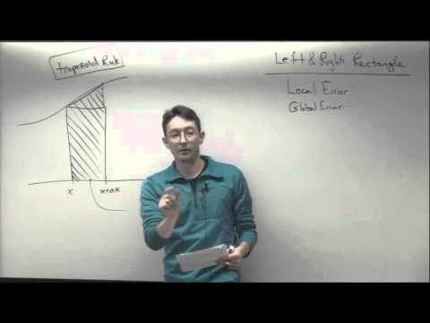 ME564 Lecture 16: Numerical integration and numerical solutions to ODEs