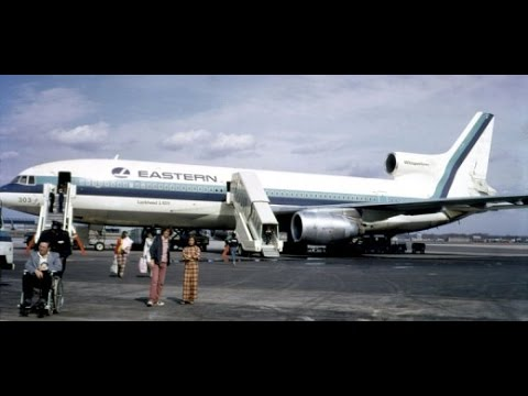 The Ghosts of Flight 401  || Eastern Airlines