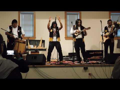 SICANNI and his Ensemble perform Puru Runas