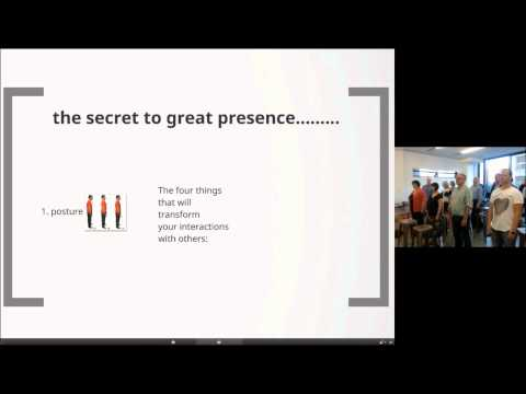 Workshop: Perfect Presentations with Core Consulting