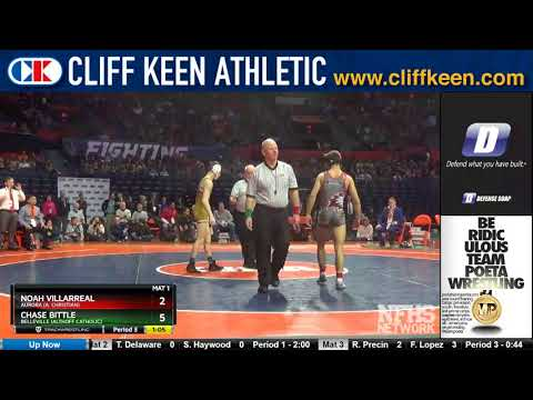 Illinois state title bout gets wild in the final minute