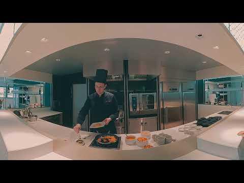 Vidéo 360° pour le salon du terminal 2E, Hall L à CDG