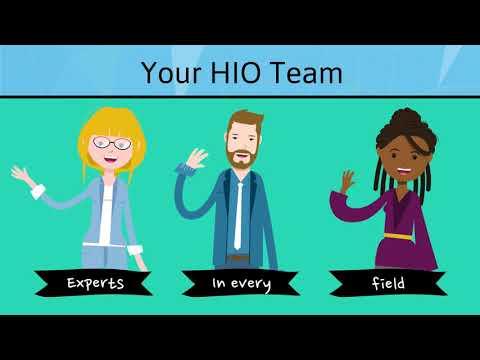 Hi! We're HIO!
