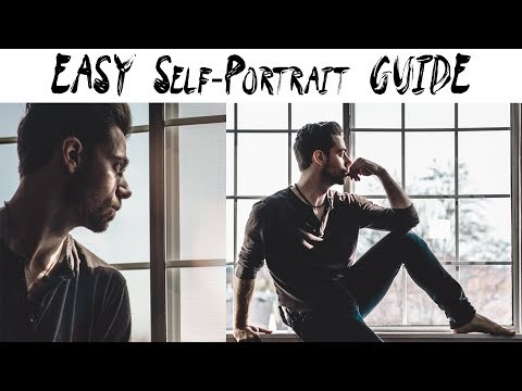 My SELF PORTRAIT PHOTOGRAPHY Tips  | Take the BETTER Selfies