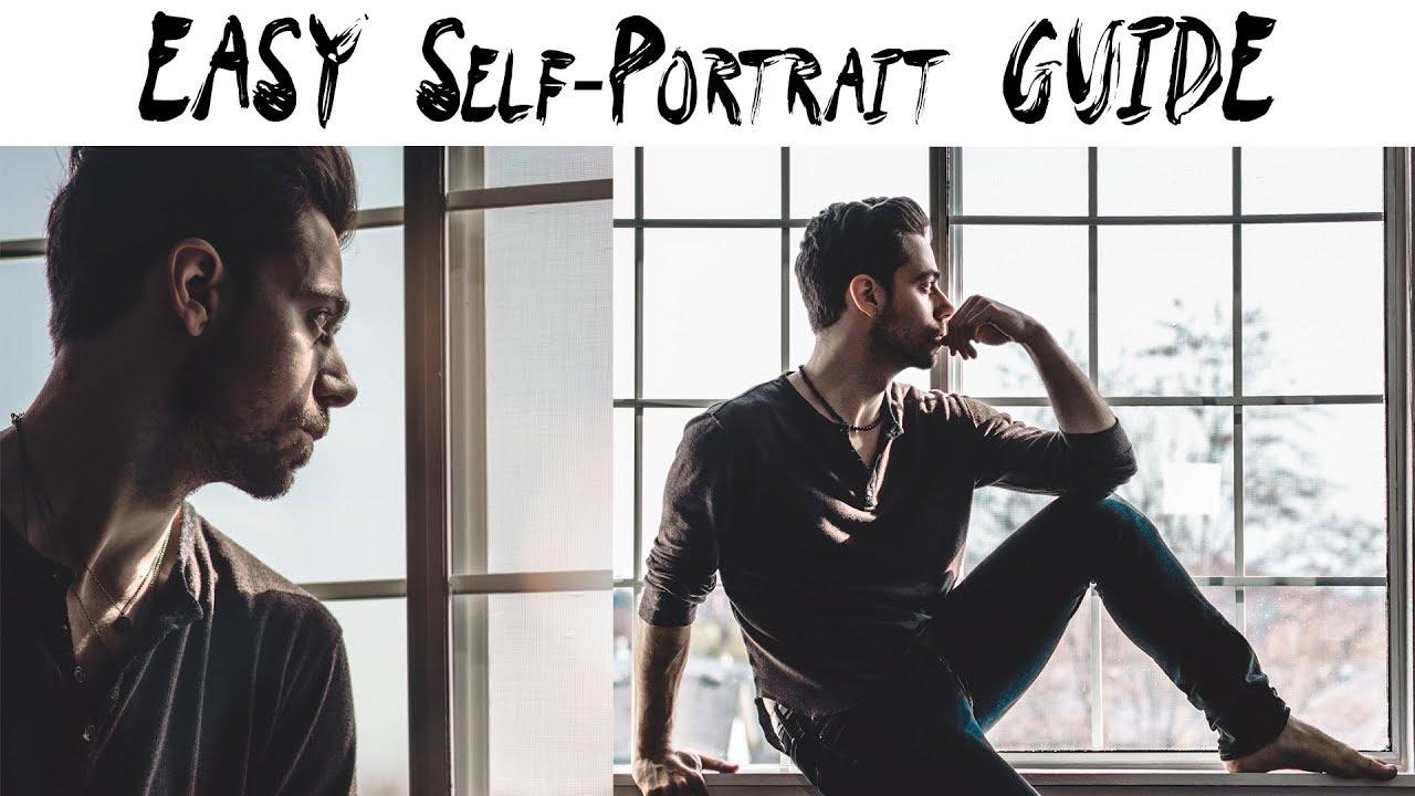 My SELF PORTRAIT PHOTOGRAPHY Tips