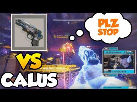 Travelers Chosen vs Calus! [Destiny 2] thumbnail