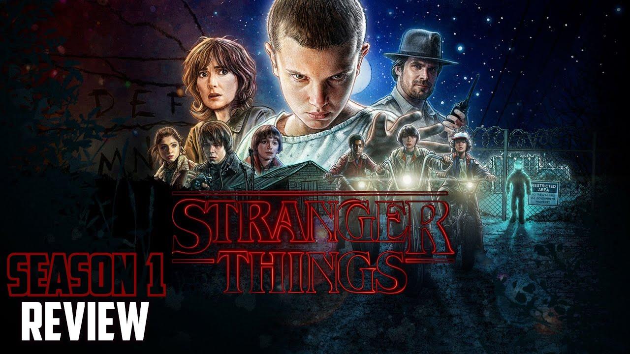serien wie stranger things
