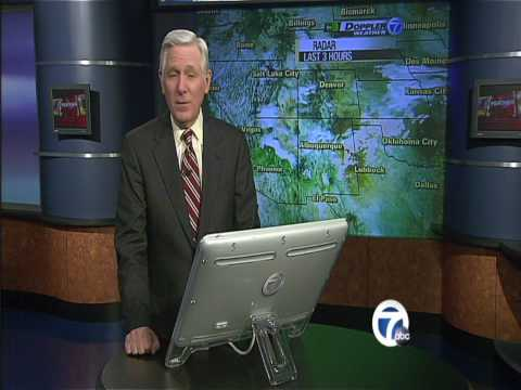 WXYZ Channel 7 Action news 12.7.09