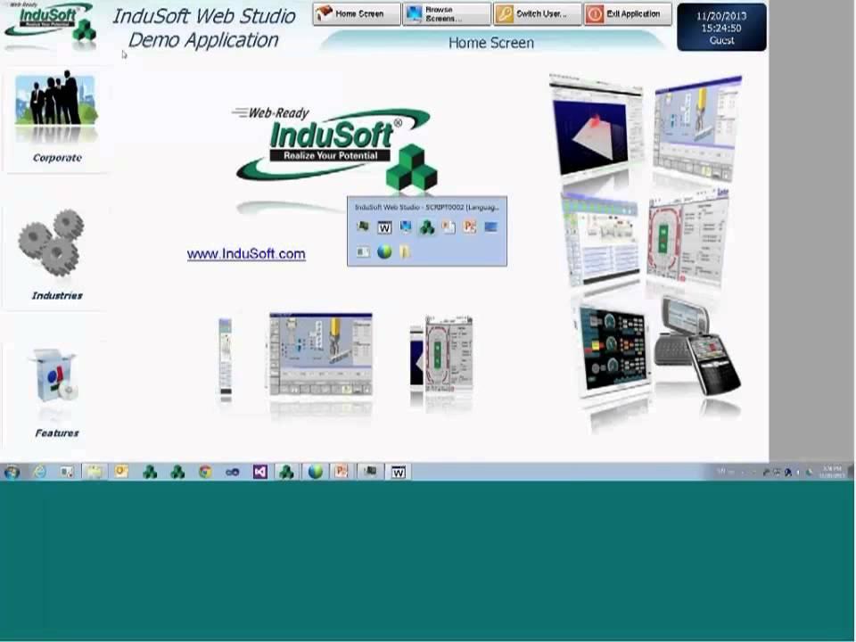 VBScript Debugging in InduSoft Web Studio