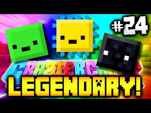 LEGENDARY PET HUNTING! – Minecraft CRAZIER CRAFT #23 – (New Crazy Craft)
