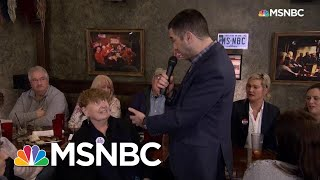 N.H. Voter: I Voted For Sanders Because Of Media's 'Cynical' Coverage Of Him | MSNBC Ari Melber speaks with voters in New Hampshire, asking them who they voted for in Tuesday's primary and why. One voter shares her criticism of MSNBC's ...