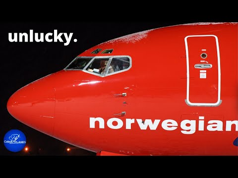 Why Norwegian Is The World's Unluckiest Airline