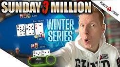$215 SUNDAY 3 MILLION WINTERSERIES GRND | Poker Stream Highlights 26.12.2019