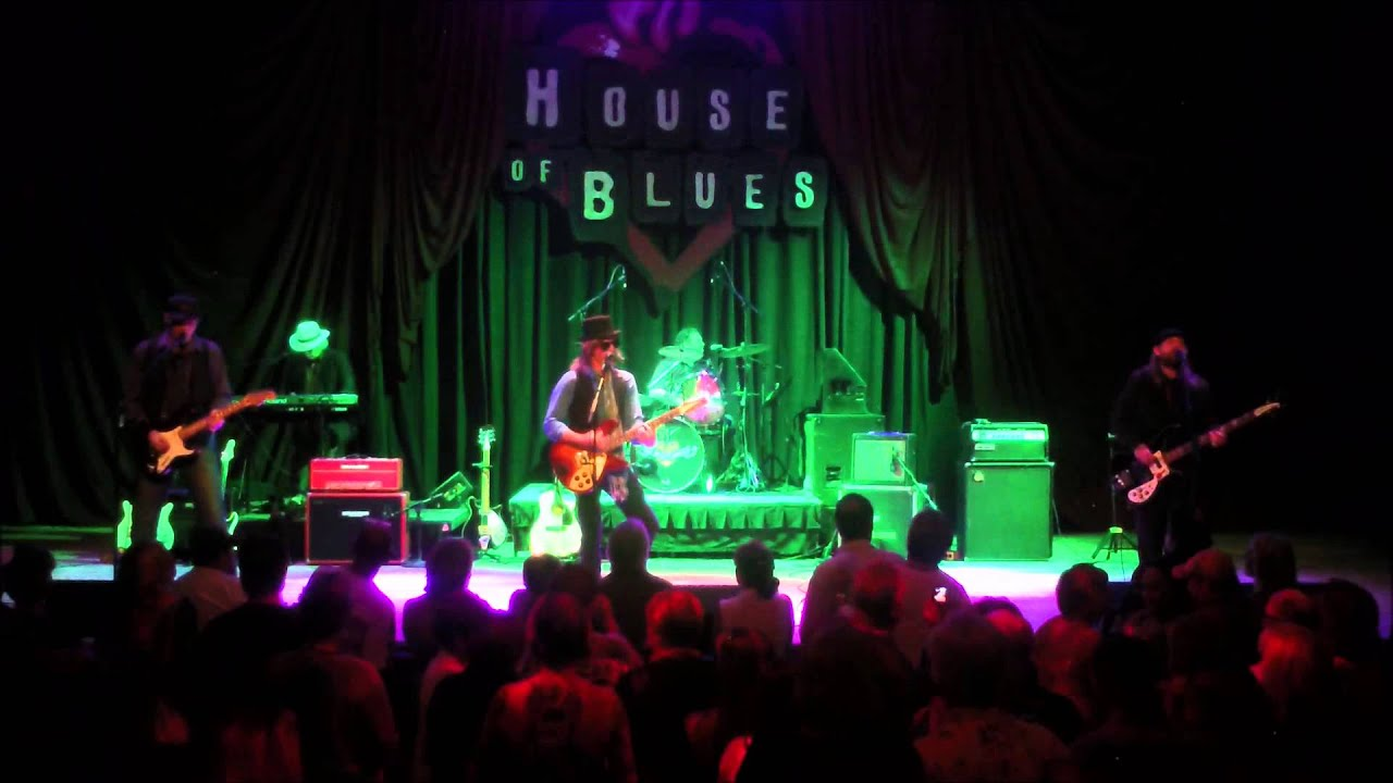 The Wildflowers Band House of Blues Myrtle Beach I Need to