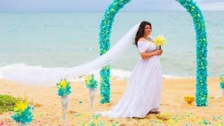 Свадебное платье с  Aliexpress. Распаковка посылки.