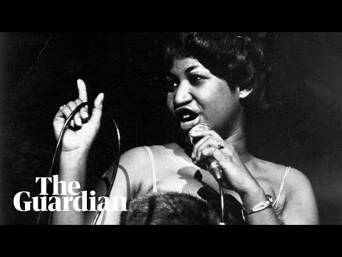 'A women's anthem': Aretha Franklin on Respect