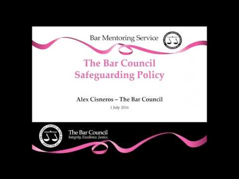 Social mobility at the Bar: Introducing e-Mentoring