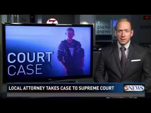 Bob Hilliard Takes Border Shooting Case to United States Supreme Court