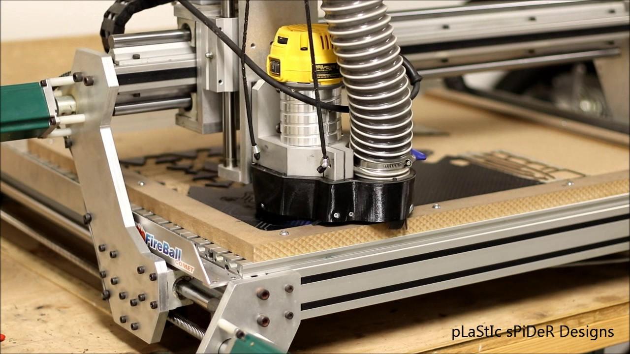 Custom Carbon Fiber Cutting