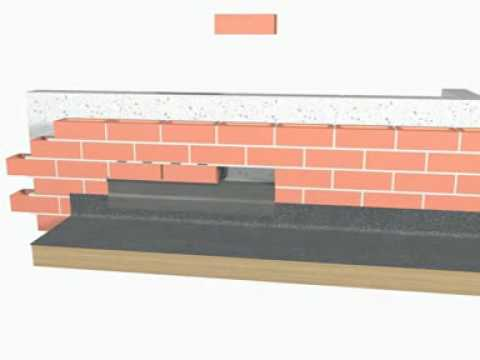 Cavity Trays Ltd Type E Youtube