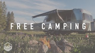 Free Camping in Idaho || Home Movie 32