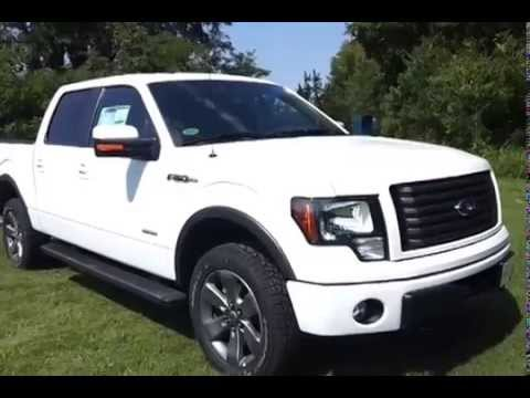 SOLD..2012 FORD F-150 SUPERCREW FX4 LUXURY ECOBOOST AT FORD OF MURFREESBORO GREAT DEAL! 888-439-8045