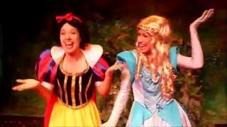 Espetáculo As Aventuras de Peter Pan e Chapeuzinho Vermelho II