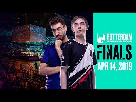 #LEC Spring Finals: G2 Esports vs Origen | Rotterdam Tease
