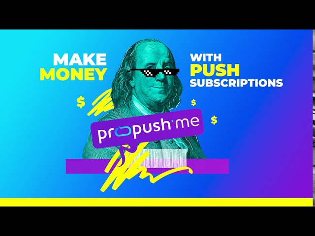 Welcome to ProPush.me