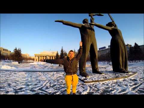 My trip !My Way ! Novosibirsk and Samara city ( Russian tour )