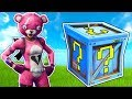 YouTube Turbo LUCKY BLOCK CHALLENGE IN FORTNITE BATTLE ROYALE!!!