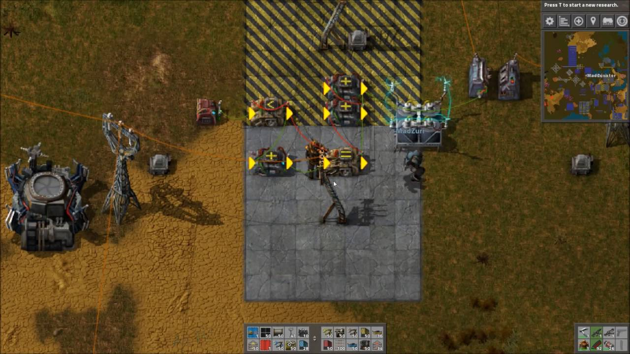 Factorio Workshop - Build A Better Factory :: Power Detection Switch