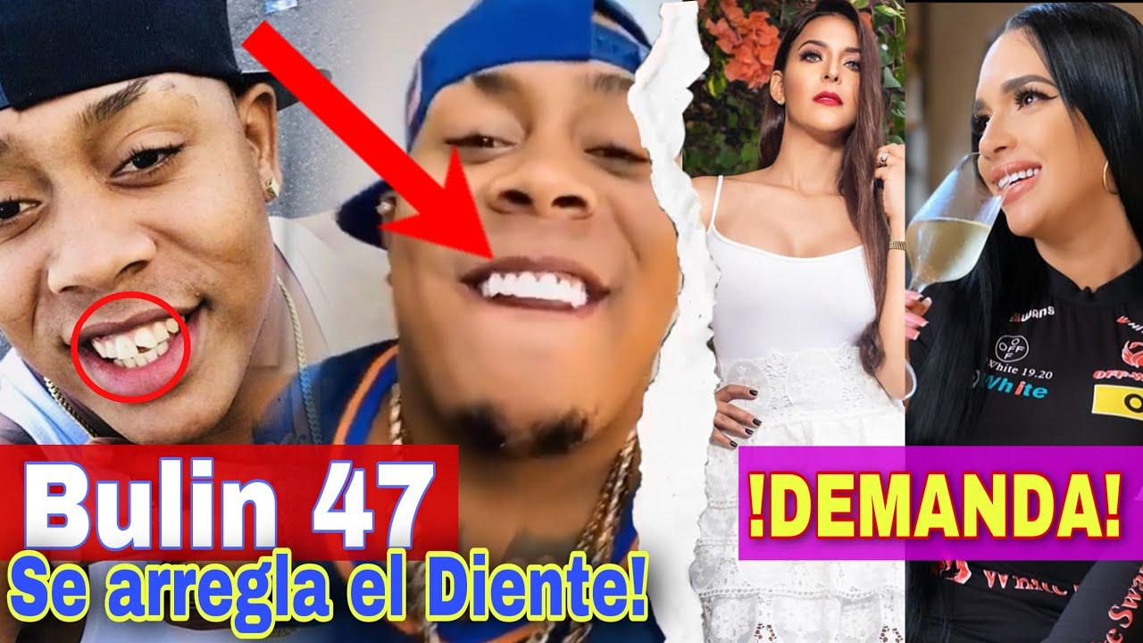 DALISA ALEGRIA DEMANDA A AMELIA ALCANTARA | BULIN 47 SE ARREGLA EL DIENTE