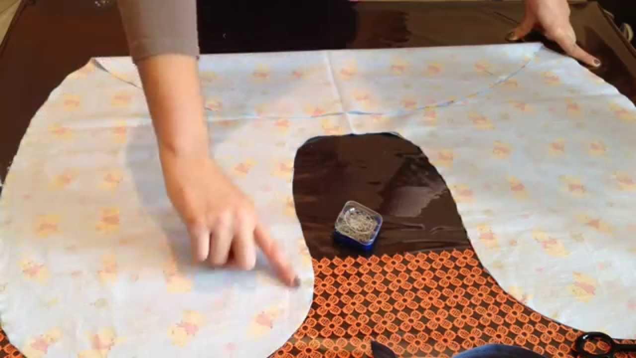 Come Realizzare Una Federa Per Cuscino.Come Cucire La Federa Per Il Cuscino Allattamento Prima Parte