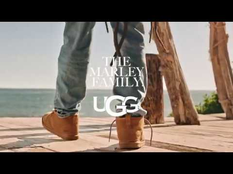 UGG Neumel Boot: Featuring Ziggy Marley