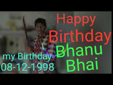 Bhanu Bhai Birthday special song in kistapuram