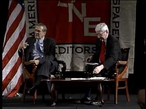 The Kalb Report -- A Conversation with Secretary of Defense Donald Rumsfeld